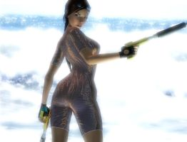 d(r)iving me crazy lara rear view by 7ipper