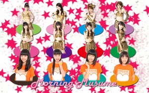 morning musume. by ella-and-aimi