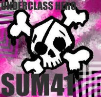 underclass hero sum41 by Sabakku-no-Gaara