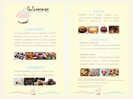 Menu by samueltd