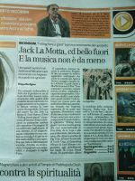 FELLING FOREST GIANTS - Giornale di Vicenza by daliarts