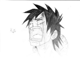 Monkey.D Luffy by Noctis-Snow