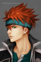 LAVI _ D.Gray-man by Zetsuai89
