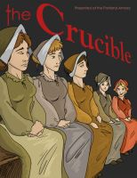 The Crucible Poster by CreatureCreatingBabe