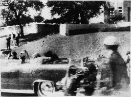 JFK Assassination by Riley-Parker