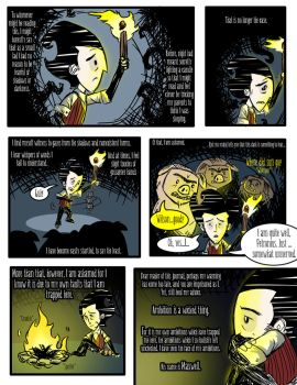 The Adventures of Wilson P. Higgsbury p. 4 by GhostlyMuse