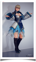 `~ Ayane : Warriors Orochi Outfit ~` by VeiradA