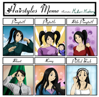 Hairstyles meme by Mari-m-Rose