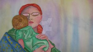 Mother and Child Complete by suski-demon-girl