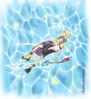 Drifting... Tidus x Yuna by Authentichana