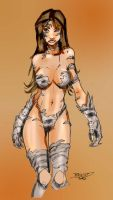 Witchblade by Rantz by Blindman-CB
