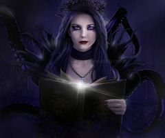 Witchcraft by eclipsy