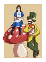 Rythmear in Wonderland by Blazbaros