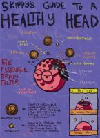 Skippy Guide To Healthy Head by LunglessArt