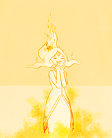 flame princess by xsweet-rainex