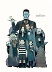 The Addams Family by freestarisis