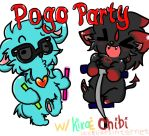 POGO PARTEH WIFF THE DYNAMIC DUO by IsisStyles