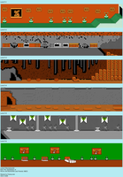 Rocky and Bullwinkle NES - Level 5 by FumuLover