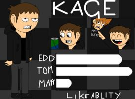 Me in Eddsworld Version by HankJWimblton