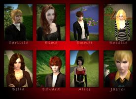 Twilight _with The Sims 2_ by Kyaelys