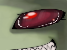 eye of a killer by exileinvadercat