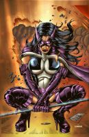 Huntress_Colors by MARCIOABREU7