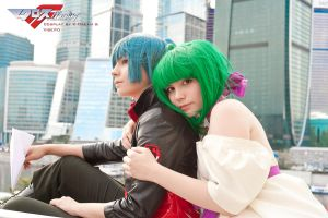Macross F: Stay With Me by KandaDream