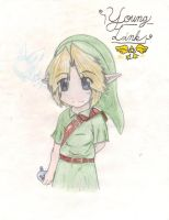 Young Link by Haseoisamazing