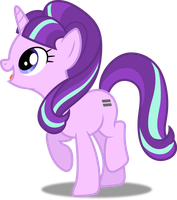Vector #151 - Starlight Glimmer #5 by DashieSparkle