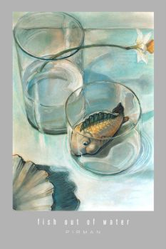 Fish out of water by arterie