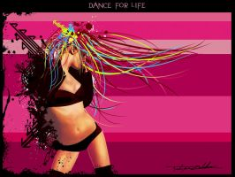 Dance for life 02 by atefel