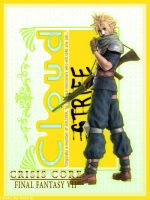 Cloud Strife by Rely