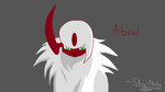 Shiny Absol by Sky-Note