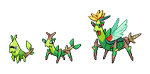 Grass/Bug Starter by Kyle-Dove