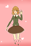 SHSL cute by NekoCapsule