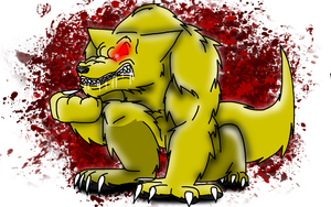 FA: Werewolf Reace by WerewolfProtecter