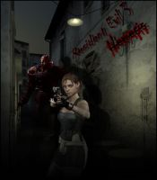 Resident Evil 3 Poster by xRedhawkAcex