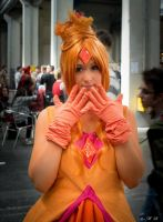 flame princess by ryuuCosplay