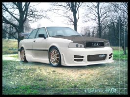 virtual tuing- audi 80 by equilerex