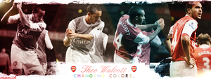 Theo Walcott Signature by manishdesigns