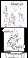 Civil War: Gwen's Tale R1P4 by SpiderPope