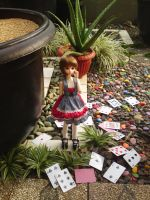 Alice in Wonderland? or Alice of Human Sacrifice? by Mikhairu20