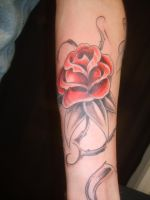 rose 3 by SimplyTattoo