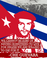 Che Poster by Party9999999