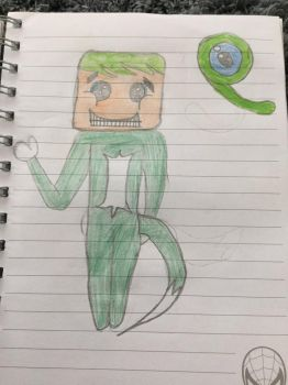 Jacksepticeye  by DrawWithDoors