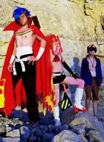Gurren Lagann preview by Malindachan