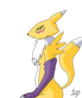Renamon 10 by DarkPhyore