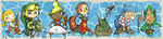 Wind Waker Bookmark by BrendanCorris