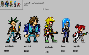 JS-style G'Heroes by PilgrimJohn