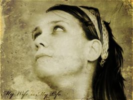 My Wife by stpp